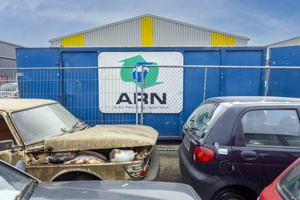 autorecycling nederland auto naar de sloperij